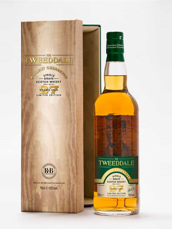 The Tweedale A Silent Character 27 y.o. 52,0%